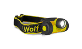 HT-400 Wolf ATEX LED Headtorch