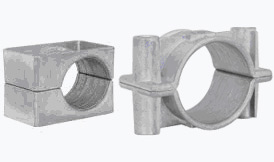 ALUMINIUM CABLE CLEATS