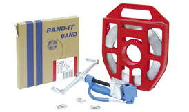 STAINLESS STEEL BAND & STRAPPING SYSTEMS
